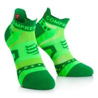 compressport-ultra-light-run-low-cut-green