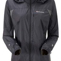 Cortaviento Fem Lite Speed Jkt, Black