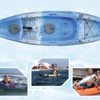 Kayak pionner single A 4